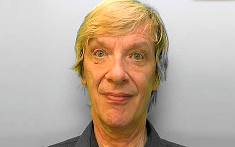 Convicted paedophile, Martin Haigh